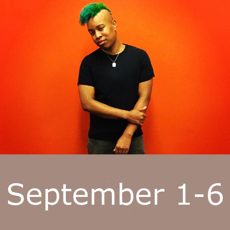 Princeton Orientation Sept 1-6